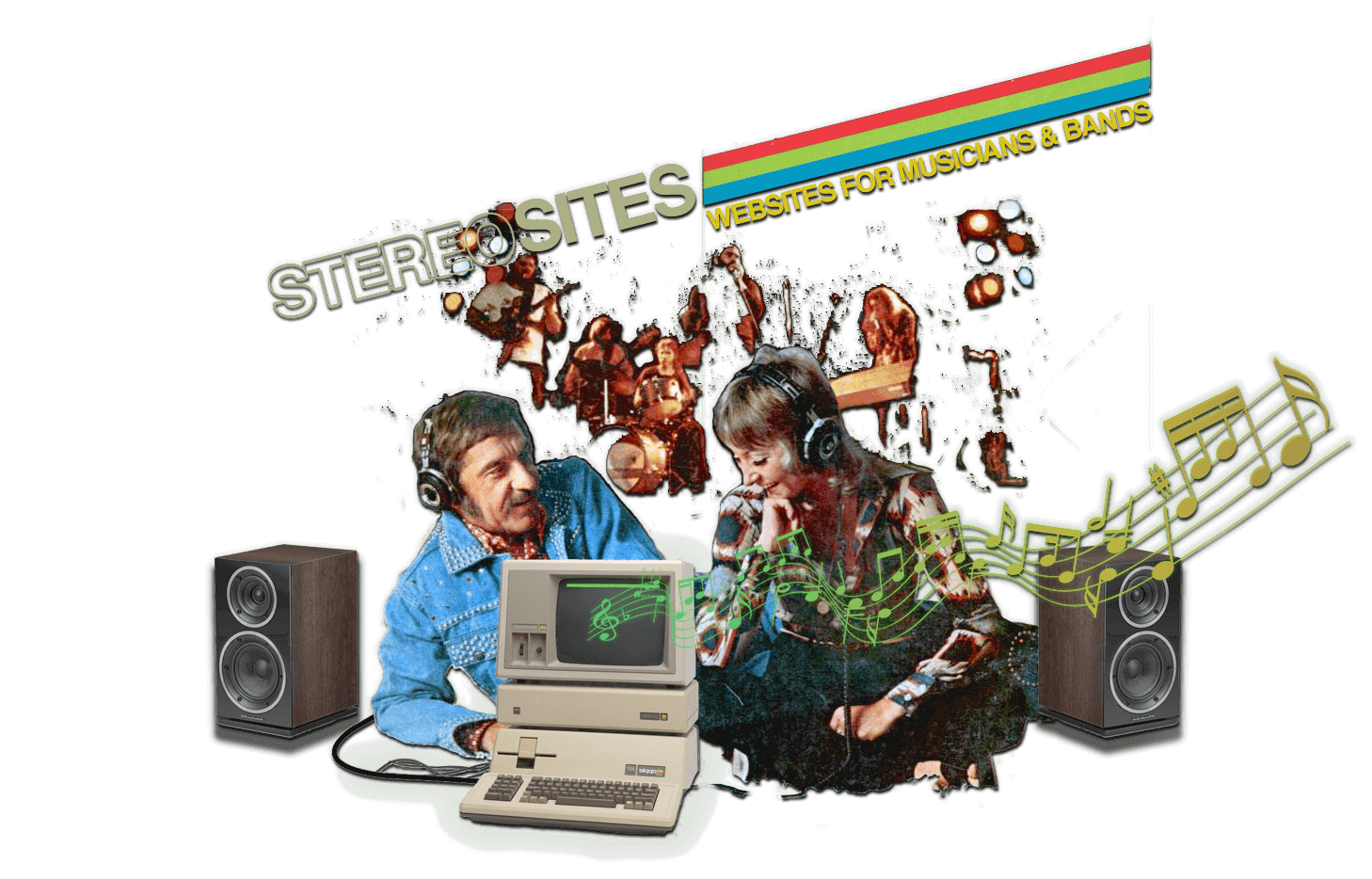 StereoSites Band Websites